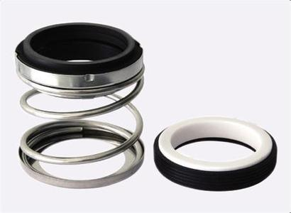 O ring mechanical seal single spring type
