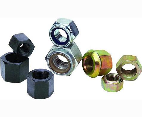 Heavy hex nuts din934